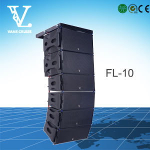 FL-10 New OEM ODM Product Line Array Sound Box pictures & photos