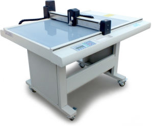 Dch30 Series Laser Position Paper Box Cutting Machine pictures & photos