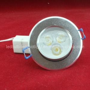 3W 5W 7W 9W 12W 15W High Power LED Downlight pictures & photos