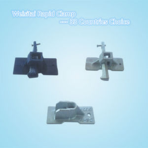 Galvnized Concrete Formwork Rapid Clamp (WST136-WST138)