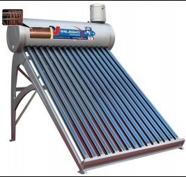 Pressurized Copper Coil Solar Water Heater (INLIGHT-PCS) pictures & photos