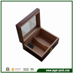 Simple Design Custom Wooden Cigar Box for Sale pictures & photos