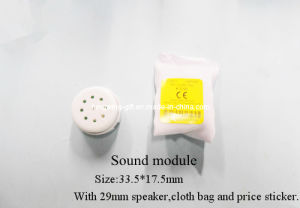 29mm Speaker Sound Module With Cloth Bag pictures & photos
