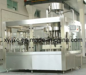 Carbonated Juice Filling Machine/Filling Line