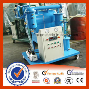 High Vacuum Transformer Oil Purification System (ZY-150) pictures & photos