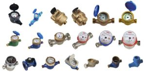 Amico Horizontal Vertical Installation Water Meter//Lxsg (15E-50E) pictures & photos