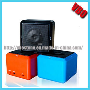 High Quality Colorful Bluetooth Speaker (BS-010) pictures & photos