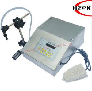 Small Digital Control Liquid Filling Machine (3-3000ml) Filler pictures & photos