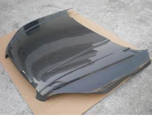 Carbon Fiber Hood Boonet for Audi Tt