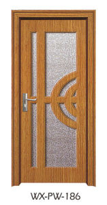 PVC Door (WX-PW-186) pictures & photos