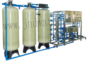 Pure Drinking Water Treatment Machine with Softer pictures & photos