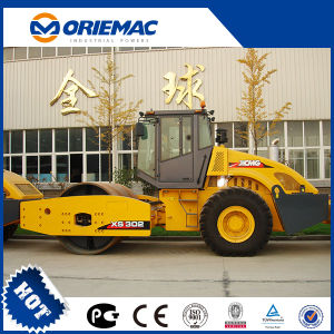 Oriemac 22 Ton Hydraulic Single Drum Vibratory Compactor Xs222 pictures & photos