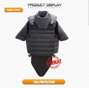 Full Protection Bulletproof Jacket Vest Body Armor V-Link 001.5 pictures & photos