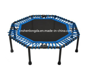 Spring Trampoline, Children′s Indoor Trampoline, Women′s Fitness Trampoline pictures & photos