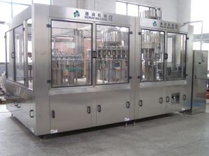 3-in-1 Pet Bottle Automatic Fruit Juice Filling Machine (DR24-24-8R)