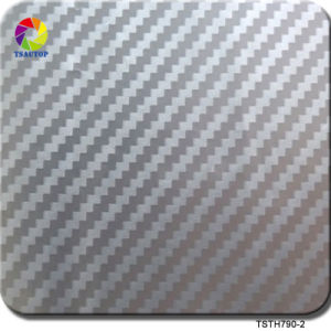 Tsautop New One Carbon Fiber Design Water Soluble Film pictures & photos