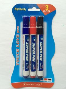 3pk Back to School Whiteboard Marker Pen Set 528 pictures & photos