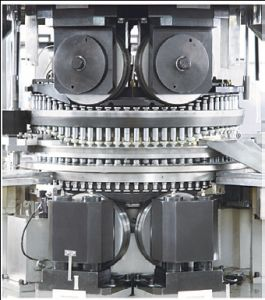 Zp35D High Speed Rotary Tablet Press Machine pictures & photos