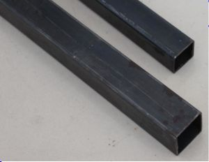 Black Finish Square Hollow Pipe pictures & photos