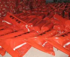 Environment PVC Oil Float Fence/Boom, Rubber Oil Boom pictures & photos