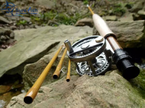 Cheap Wholesale Toray Nano Carbon Fiber Fly Fishing Rod pictures & photos