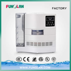 Water Washing Air Cleaner with HEPA Filter Air Purifier