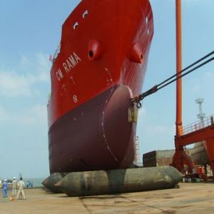 Natural Rubber Airbag Used for Ship (XCNo. 62) pictures & photos