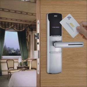 Hotel Key Card Lock