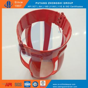 API 10d Hinged Flexible Welded Centralizer, Bow Casing Centralizer pictures & photos