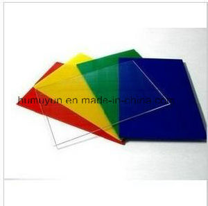 Competitive Price PMMA 3mm Transparent and Colored Cast Acrylic Sheet Price