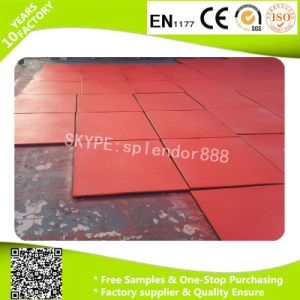 Children Playground Flooring, Safety Soft Rubber Flooring for Kids Playarea pictures & photos