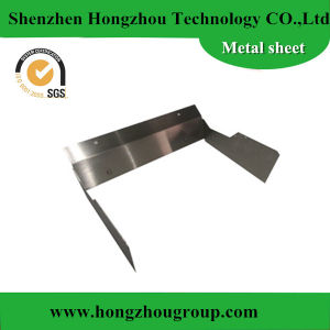 Stainless Steel Custom Sheet Metal Fabrication Components with Laser Cutting pictures & photos
