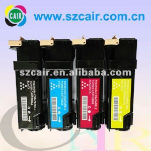 for Xerox Phaser 6128 Color Printer Compatible Toner Cartridge 106r01452 106r01453 106r01454 106r01455 pictures & photos