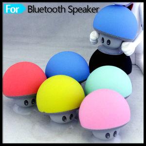 Mushroom Shape Wireless Mini Bluetooth Speaker for iPhone pictures & photos