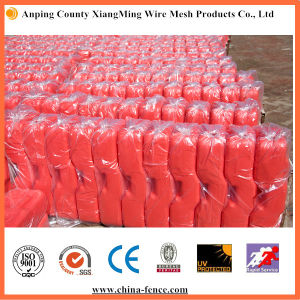 Red PVC Base Used for Temporary Fence pictures & photos
