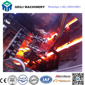 Low Energy Consumption Continuous Casting Machine (CCM) for Steel Making Industries pictures & photos