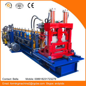 Dixin Hot Sale Adjustable C Type Purlin Forming Machinery pictures & photos