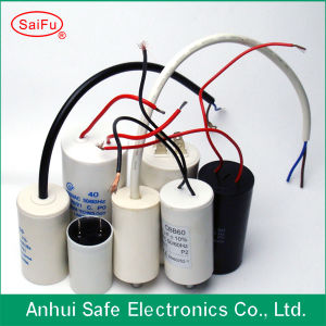 Water Pump Capacitor (CSF-CAPACITOR) pictures & photos