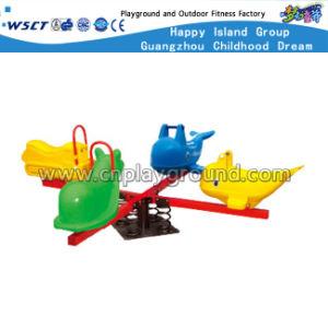 Outdoor Seesaws Playground for Kindergarten Equipment (M11-11407) pictures & photos
