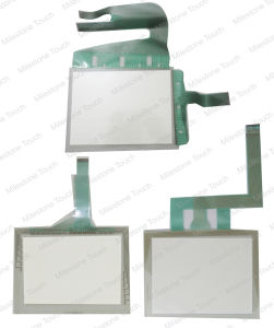 Touch Screen Panel Membrane Glass for PRO-Face Cgp070-ID11-M/Gp250-LG11/Gp270-LG11-24V/Gp675-Tc41-24V pictures & photos