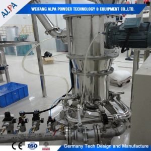 Talc Particle Size Reduction Machine Ultrafine Jet Mill pictures & photos