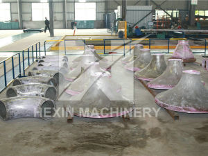 Vertical Annealing Furnace Roller and Cones Castings pictures & photos