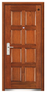 Armored Door with Strong and Classic Surface (HT-A-20)