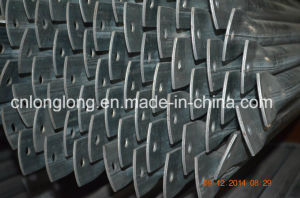 High Quality Greenhouse Steel Structure with 275G/M2 Zinc Long Life Guarantee pictures & photos