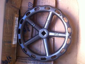 Sand Casting Iron Cast with Handwheel for Valve Body Handwheel pictures & photos
