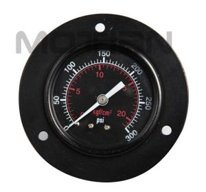 2 Inch Shell with Front Flange Pressure Gauge with Safety Requirement pictures & photos