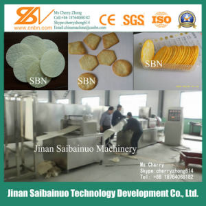 Rice Bite/Rice Biscuit/Rice Cake Crackers Snacks Processing Machines pictures & photos