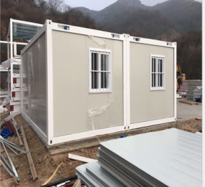 Mobile Prefab Container House Msde in China pictures & photos