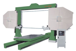 Sj-2500 CNC Shaping Wire Saw pictures & photos