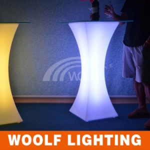 2014 Hot! ! Interactive Square LED Bar Tables pictures & photos